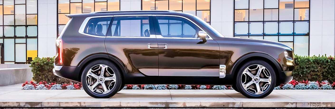 45 Great 2020 Kia Telluride Dimensions Interior by 2020 Kia Telluride Dimensions