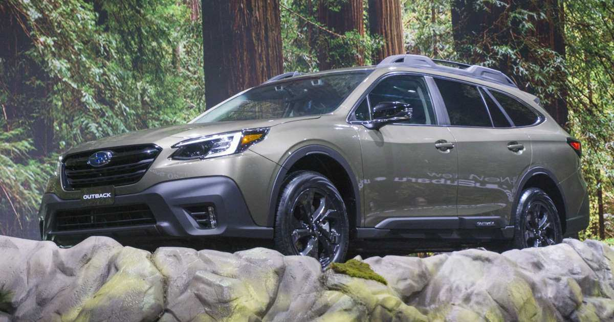 45 Great 2020 Subaru Outback Jalopnik Performance and New Engine for 2020 Subaru Outback Jalopnik