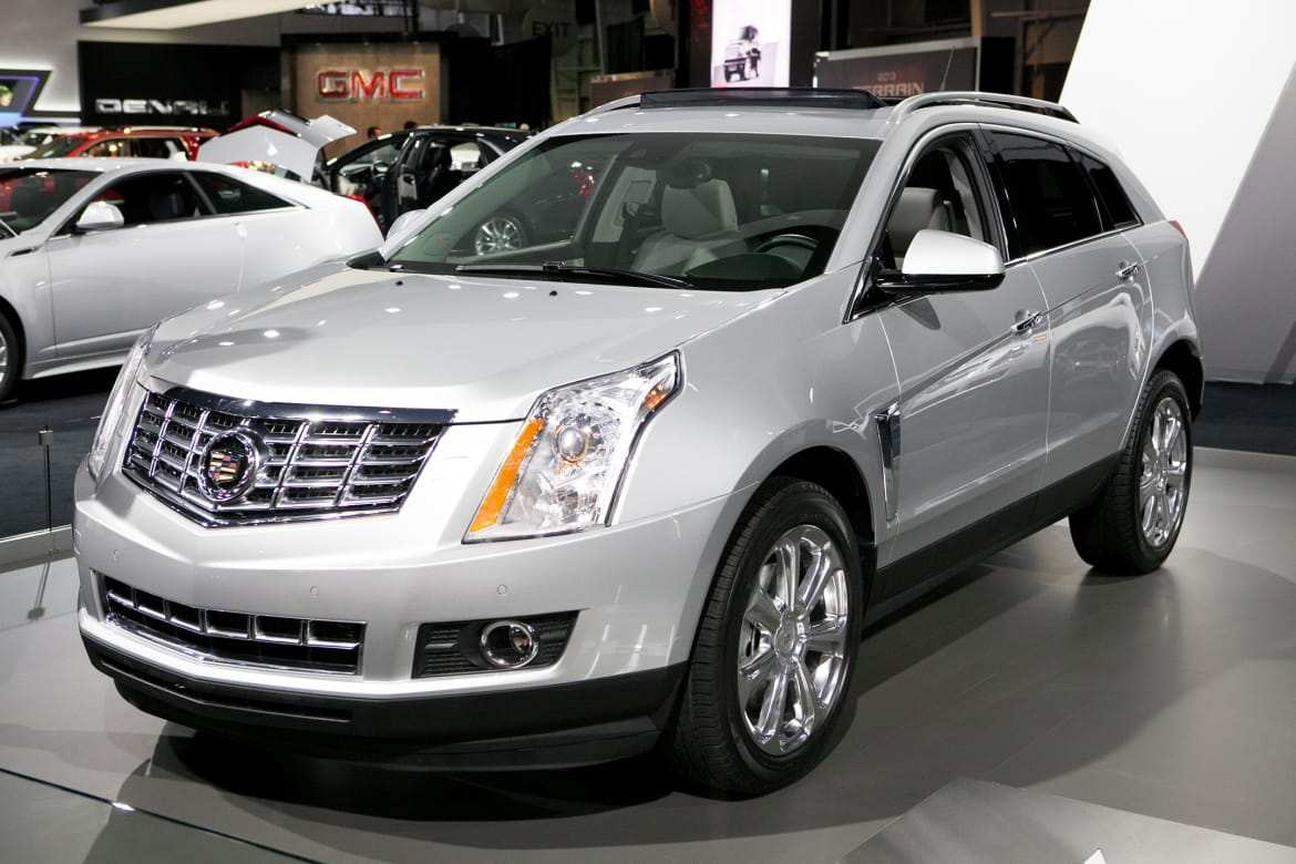 45 Great Cadillac Srx 2020 Exterior with Cadillac Srx 2020