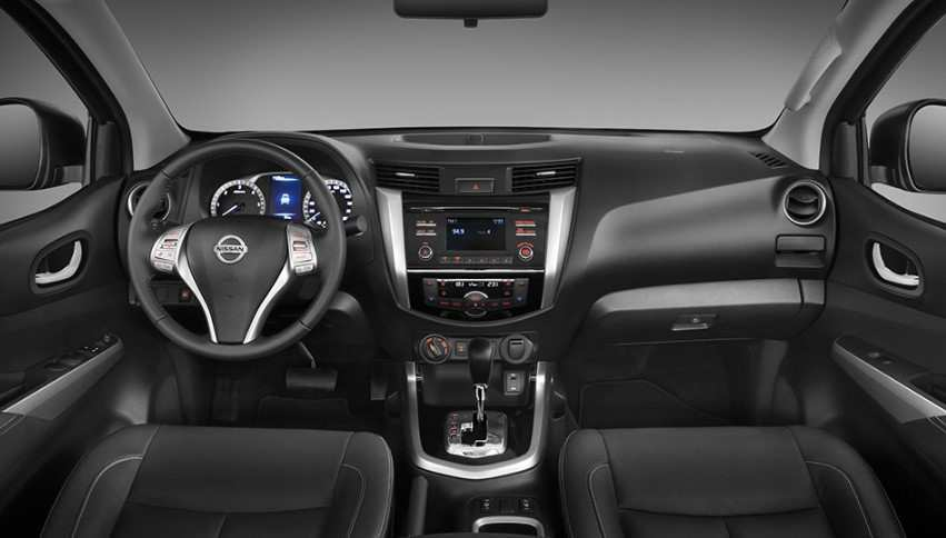 45 Great Nissan Frontier 2020 Interior Model with Nissan Frontier 2020 Interior