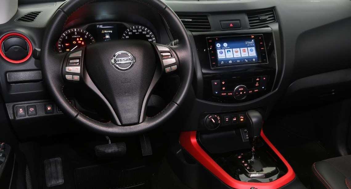 45 Great Nissan Frontier 2020 Interior Spesification for Nissan Frontier 2020 Interior