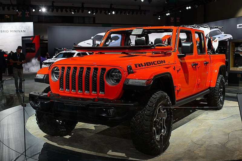 45 Great When Is The 2020 Jeep Gladiator Coming Out Review with When Is The 2020 Jeep Gladiator Coming Out
