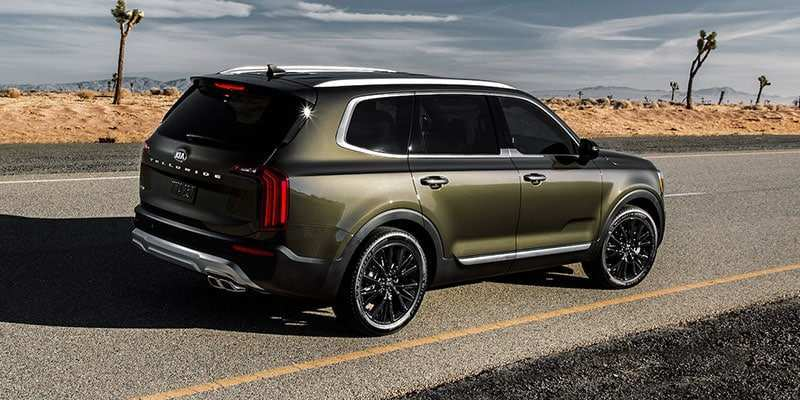 45 New 2020 Kia Telluride Vs Honda Pilot Exterior and Interior with 2020 Kia Telluride Vs Honda Pilot
