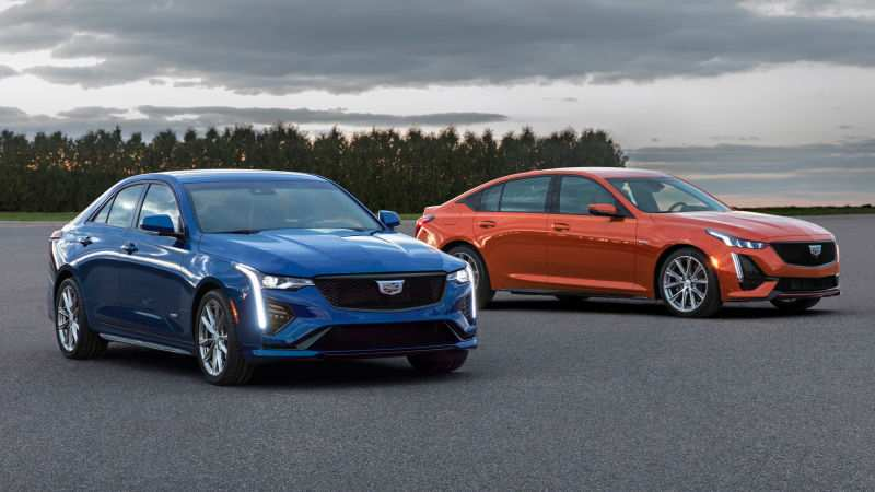 45 New Cadillac Cts V 2020 Engine for Cadillac Cts V 2020