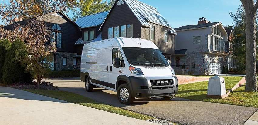45 New Dodge Promaster 2020 Spesification with Dodge Promaster 2020