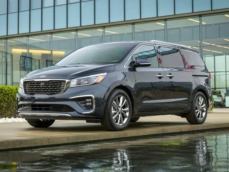 45 New Kia Van 2020 Review with Kia Van 2020