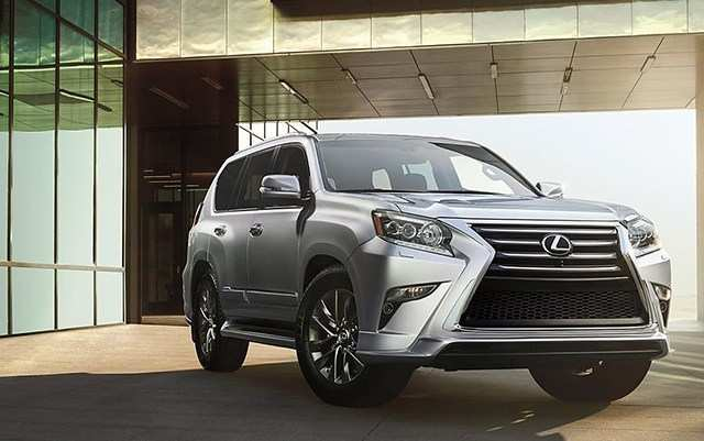 45 New Lexus Suv Gx 2020 First Drive for Lexus Suv Gx 2020