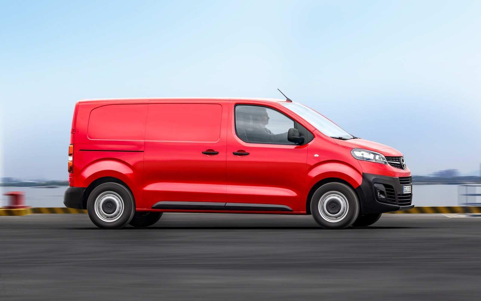 45 New Neuer Opel Vivaro 2020 Pricing with Neuer Opel Vivaro 2020