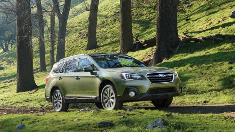 45 The 2020 Subaru Outback Jalopnik Concept for 2020 Subaru Outback Jalopnik