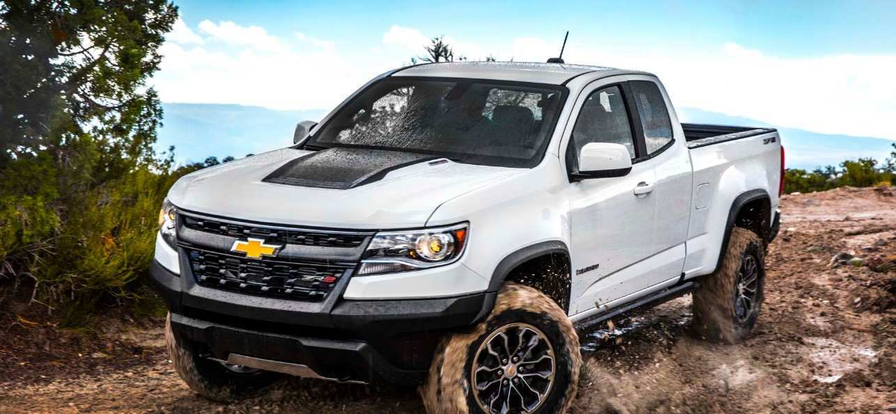 45 The Gmc Colorado 2020 Pictures with Gmc Colorado 2020