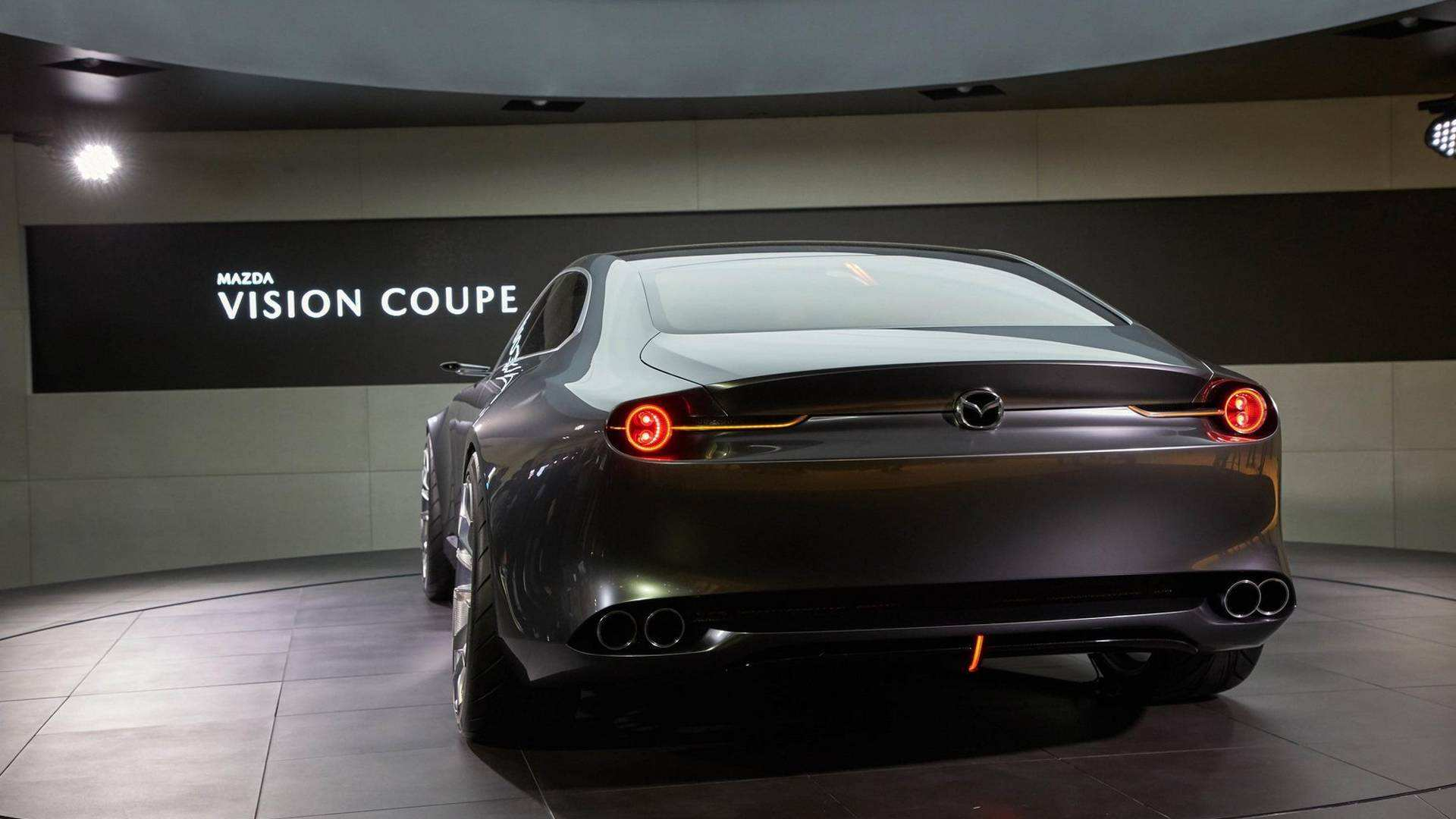 45 The Mazda 6 Vision Coupe 2020 Release Date with Mazda 6 Vision Coupe 2020