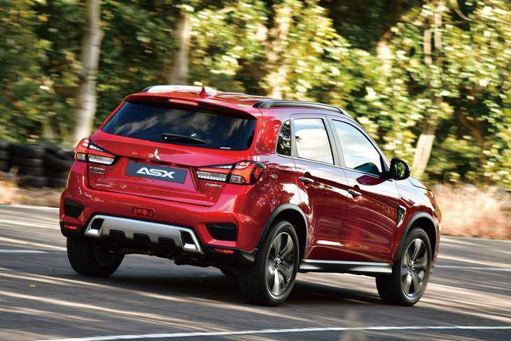 45 The Mitsubishi Asx 2020 Wymiary Exterior and Interior by Mitsubishi Asx 2020 Wymiary