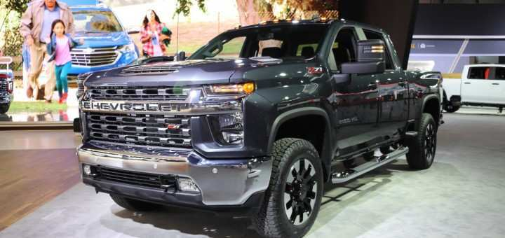 46 All New 2020 Chevrolet 2500 Ltz Spesification by 2020 Chevrolet 2500 Ltz