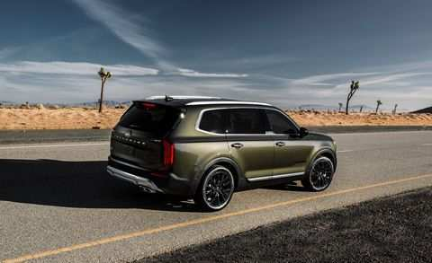 46 All New 2020 Kia Telluride Lx Interior by 2020 Kia Telluride Lx