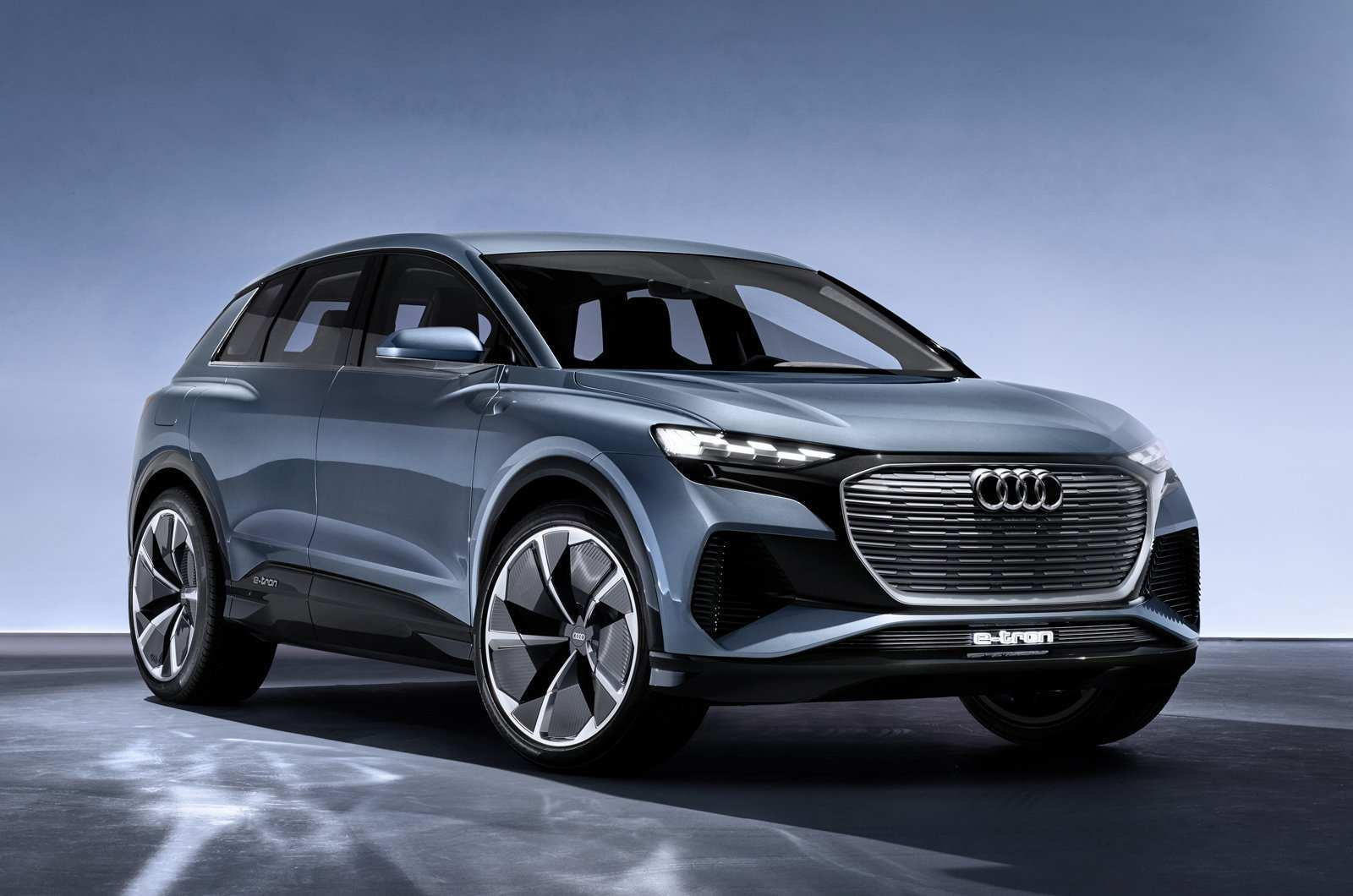 46 All New Audi New Electric Car 2020 Release Date with Audi New Electric Car 2020