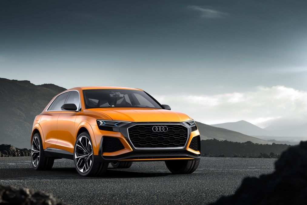 46 All New Audi New Models 2020 Exterior with Audi New Models 2020