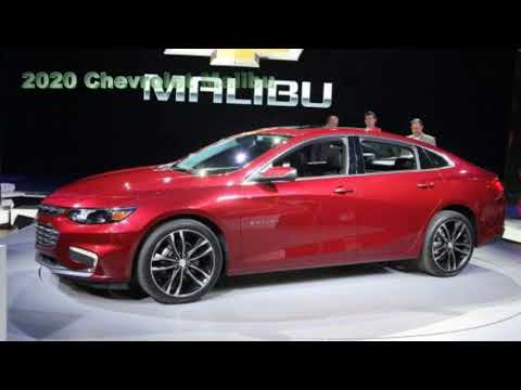 46 All New Chevrolet Malibu 2020 Exterior with Chevrolet Malibu 2020