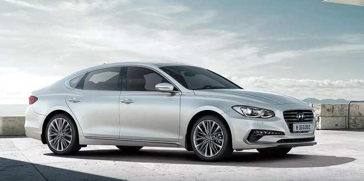 46 All New Hyundai Grandeur 2020 Release Date for Hyundai Grandeur 2020
