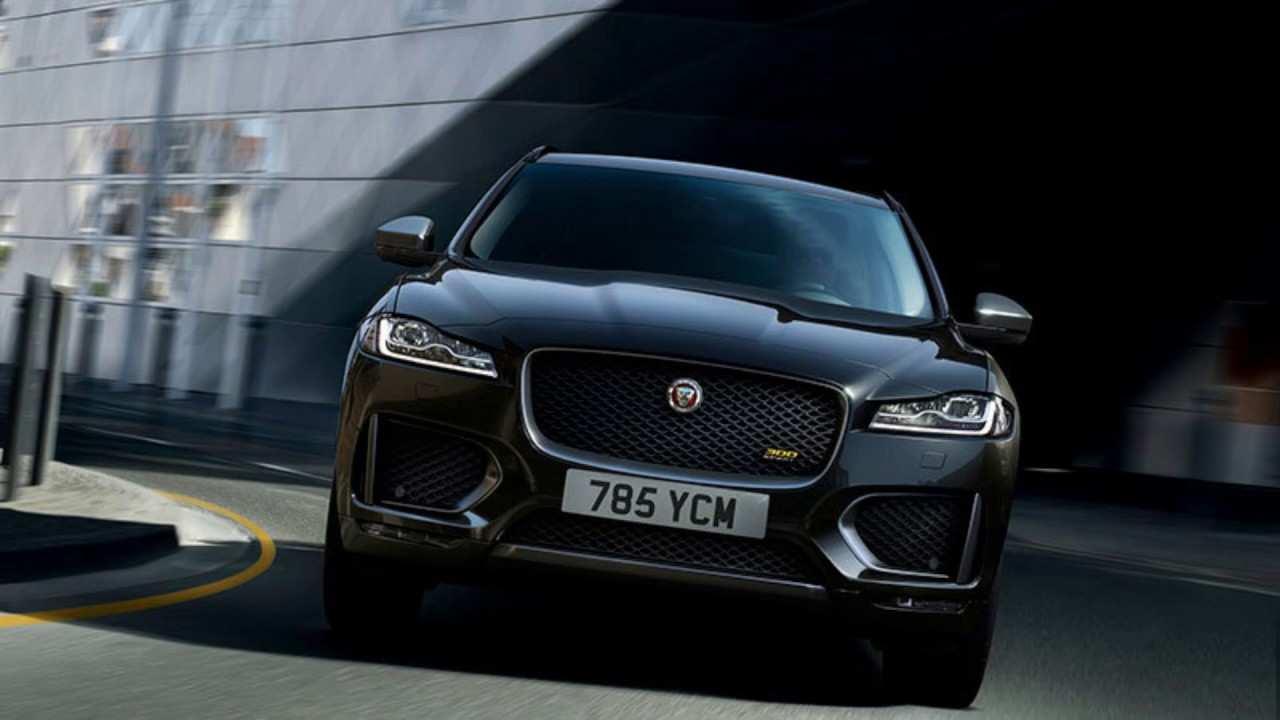 46 All New Jaguar F Pace 2020 Model by Jaguar F Pace 2020