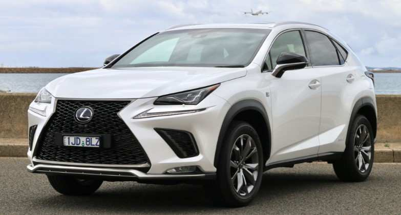 46 All New Lexus Nx 2020 Pricing by Lexus Nx 2020
