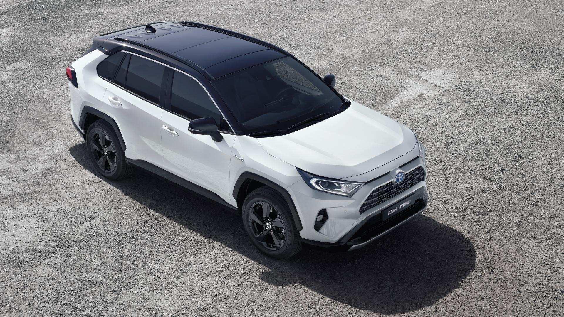 46 All New Toyota Rav4 Hybrid 2020 Spesification for Toyota Rav4 Hybrid 2020