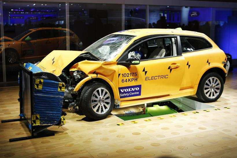 46 All New Volvo Crash Proof Car 2020 Spy Shoot by Volvo Crash Proof Car 2020