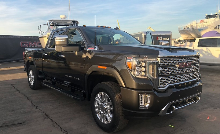 46 Best Review 2020 Gmc Lifted Interior for 2020 Gmc Lifted