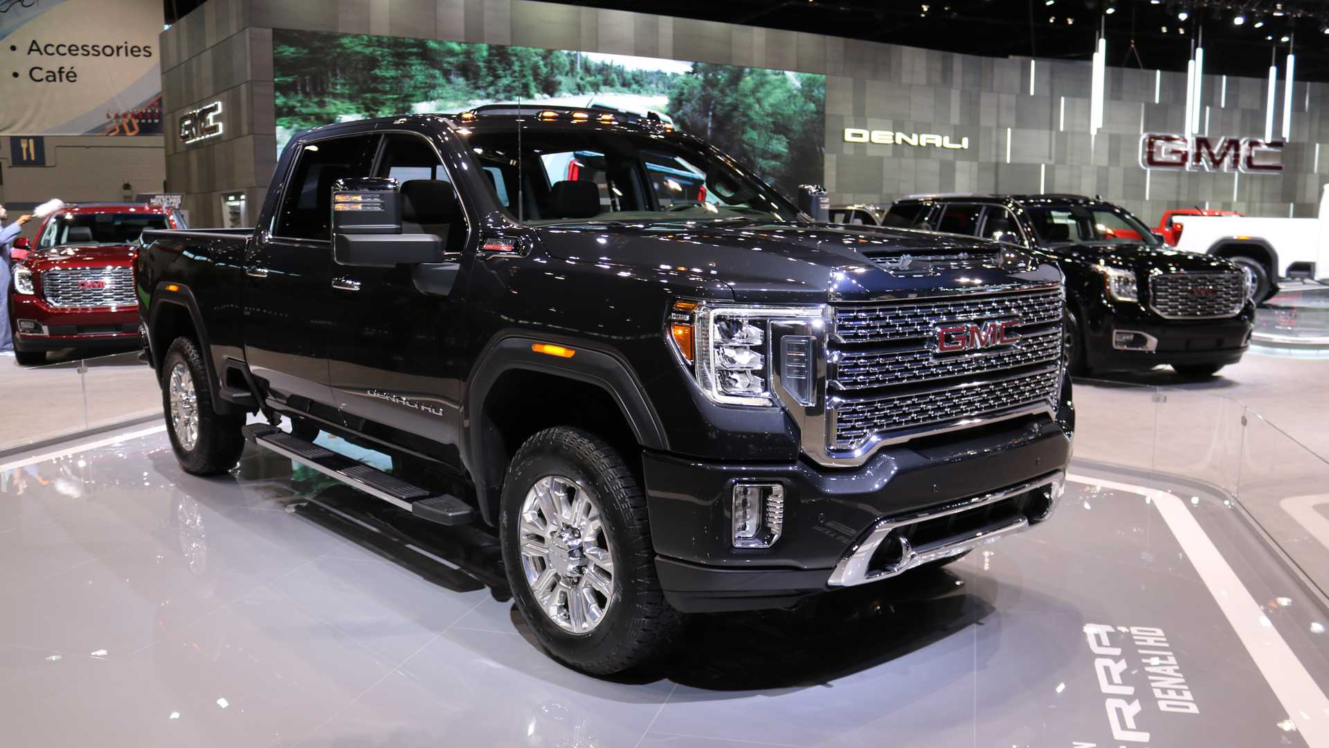 46 Best Review 2020 Gmc Sierra Hd Interior Spy Shoot with 2020 Gmc Sierra Hd Interior