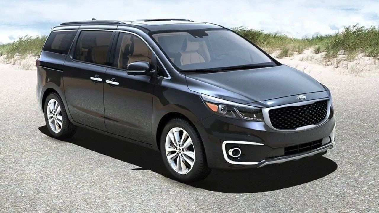 46 Best Review Kia Carnival 2020 Exterior with Kia Carnival 2020