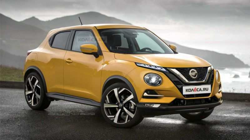 46 Best Review Nissan Juke 2020 Spy Shots History by Nissan Juke 2020 Spy Shots