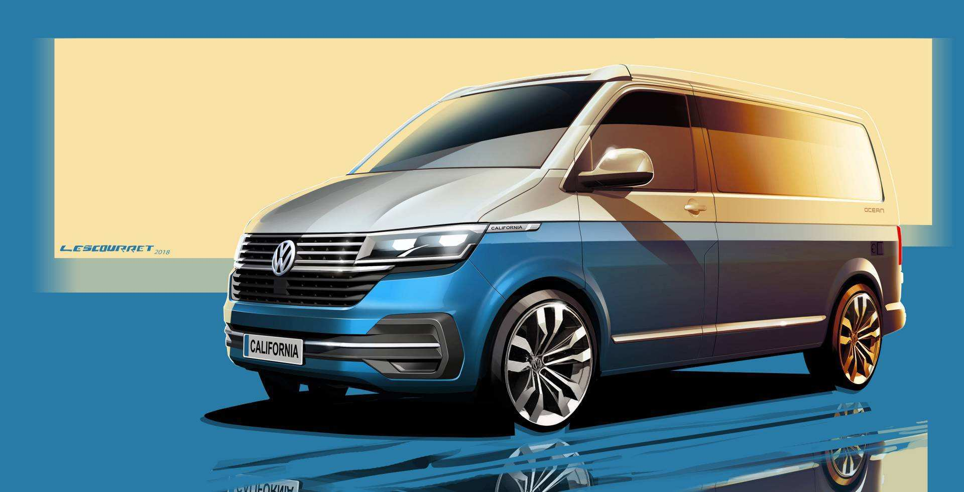 46 Best Review Volkswagen Camper 2020 Images with Volkswagen Camper 2020