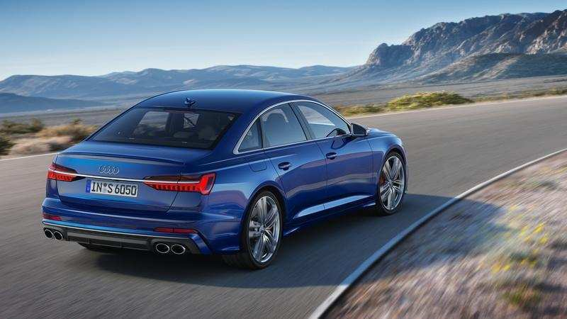 46 Concept of Audi A6 2020 Model by Audi A6 2020