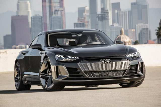 46 Concept of Audi Electric Cars 2020 Spy Shoot for Audi Electric Cars 2020