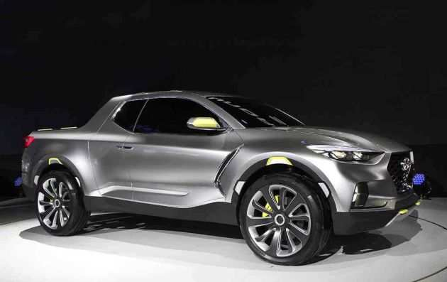 46 Concept of Hyundai Santa Cruz 2020 Redesign and Concept by Hyundai Santa Cruz 2020