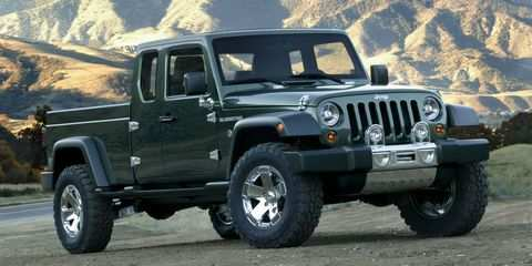 46 Concept of Jeep Comanche 2020 Speed Test for Jeep Comanche 2020
