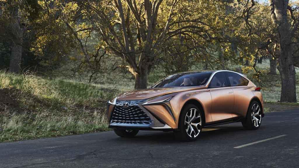 46 Concept of Lexus Lf 1 Limitless 2020 Concept by Lexus Lf 1 Limitless 2020