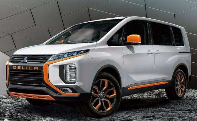 46 Concept of Mitsubishi Delica 2020 Spesification by Mitsubishi Delica 2020