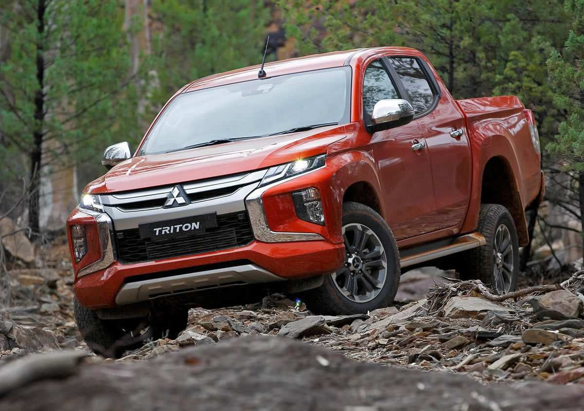 46 Concept of Mitsubishi Pickup 2020 Reviews with Mitsubishi Pickup 2020