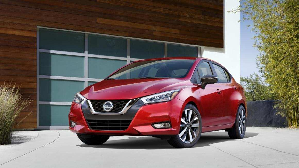 46 Concept of Nissan Versa 2020 Brasil Model with Nissan Versa 2020 Brasil