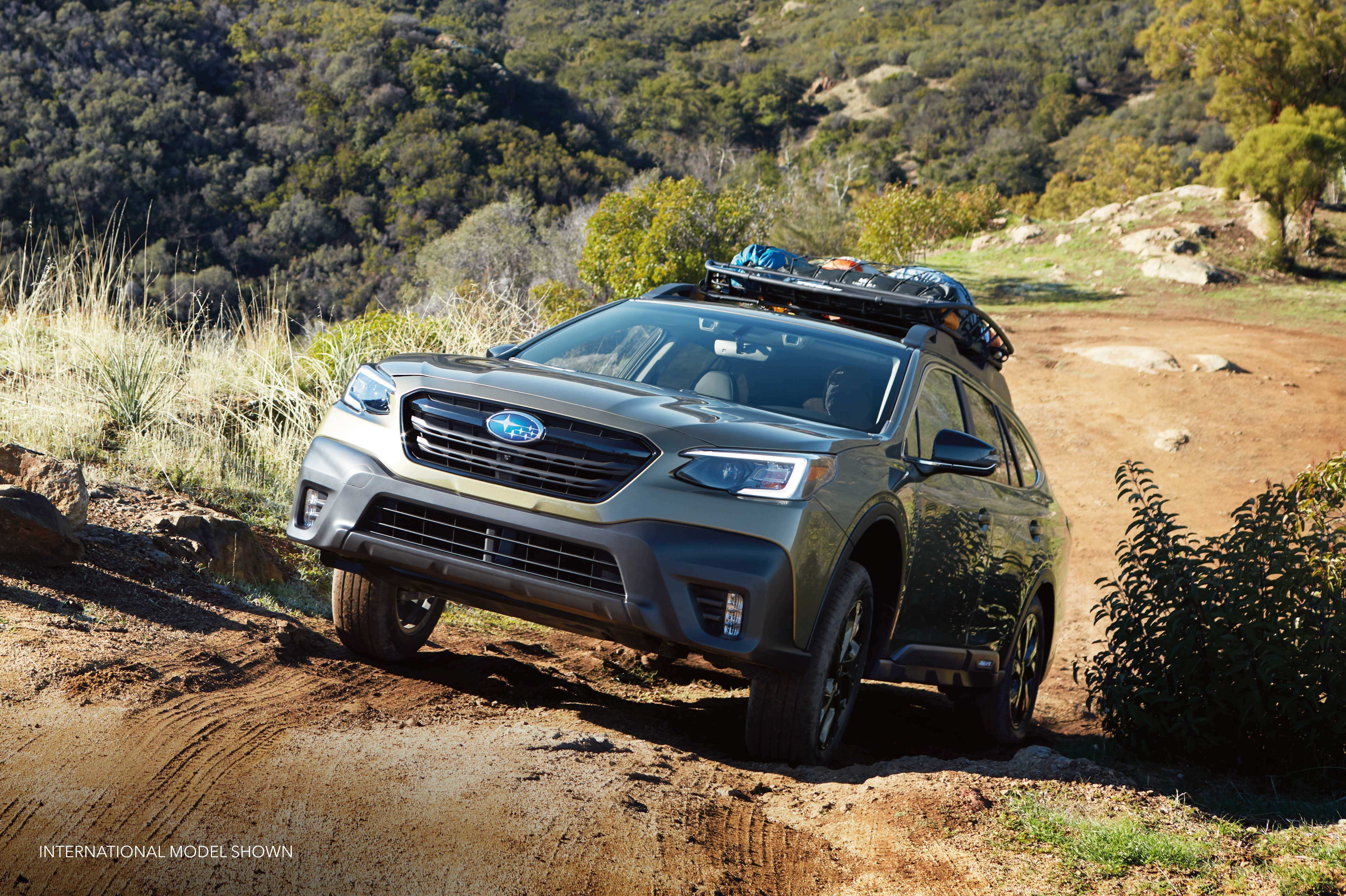 46 Concept of Subaru Outback 2020 New Review with Subaru Outback 2020