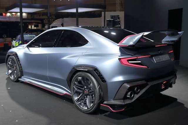 46 Concept of Subaru Sti 2020 Concept Prices for Subaru Sti 2020 Concept