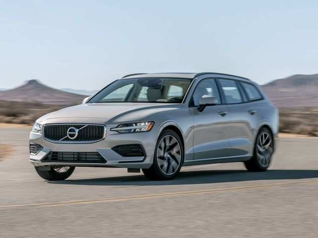 46 Concept of Volvo V60 2020 Review by Volvo V60 2020