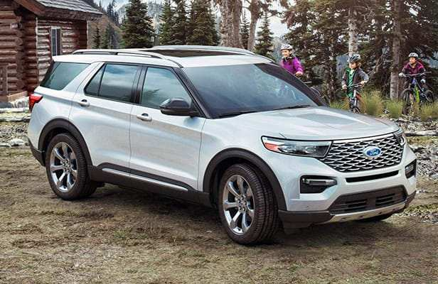 46 Concept of When Can You Buy A 2020 Ford Explorer Release Date with When Can You Buy A 2020 Ford Explorer