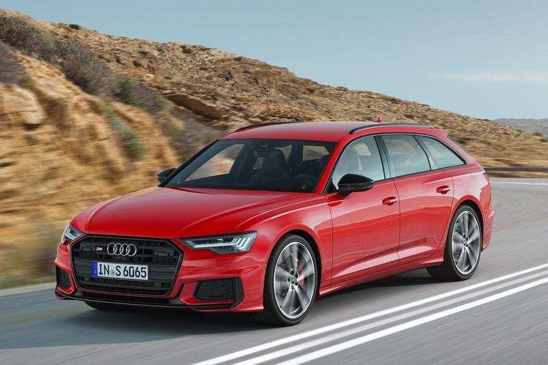 46 Gallery of 2020 Audi A6 Wagon Redesign by 2020 Audi A6 Wagon