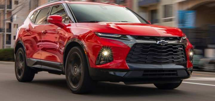 46 Gallery of Chevrolet Blazer 2020 Ss With 500Hp Review by Chevrolet Blazer 2020 Ss With 500Hp