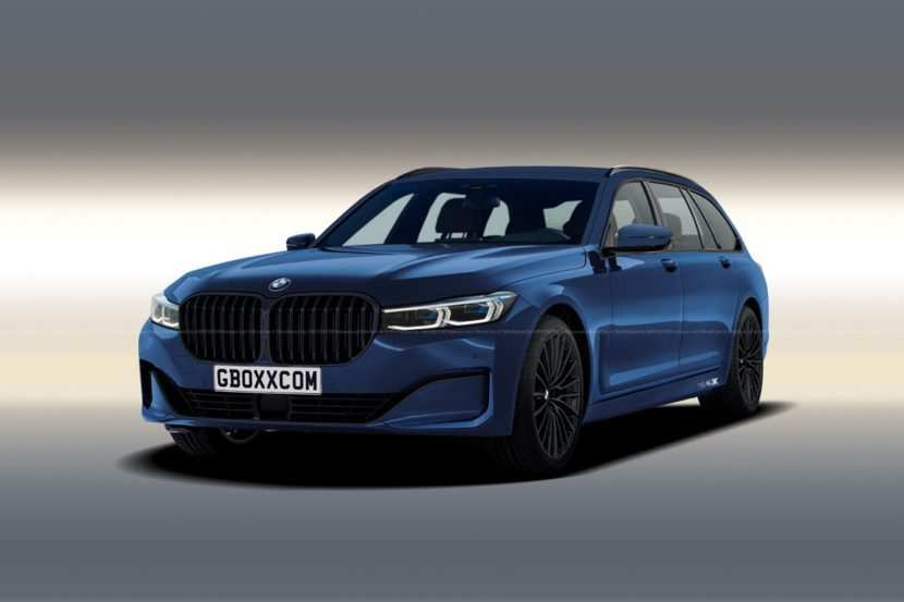 46 Great 2020 BMW 7 Series Lci Exterior with 2020 BMW 7 Series Lci