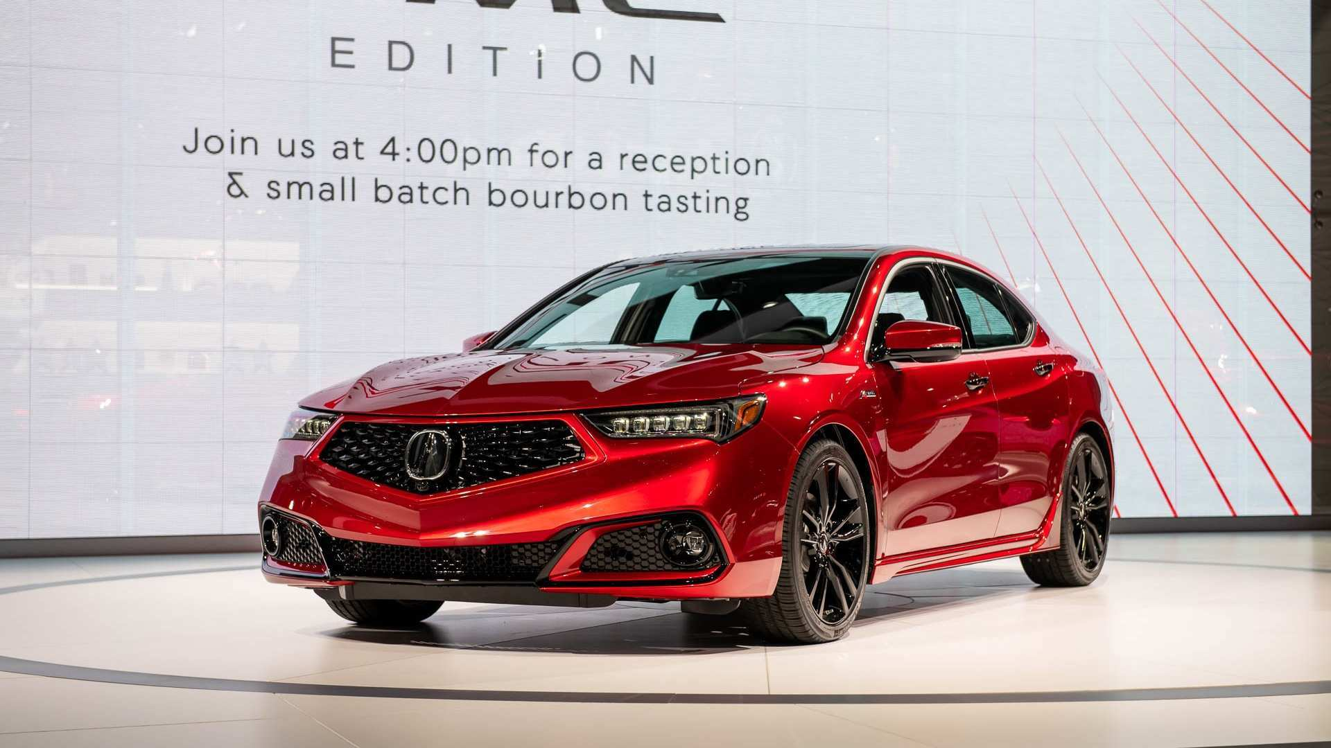 46 New 2020 Acura Tlx Pmc Edition Specs Review with 2020 Acura Tlx Pmc Edition Specs