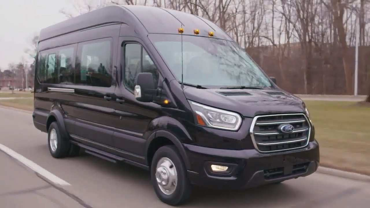 46 New Ford Transit 2020 Awd New Concept by Ford Transit 2020 Awd