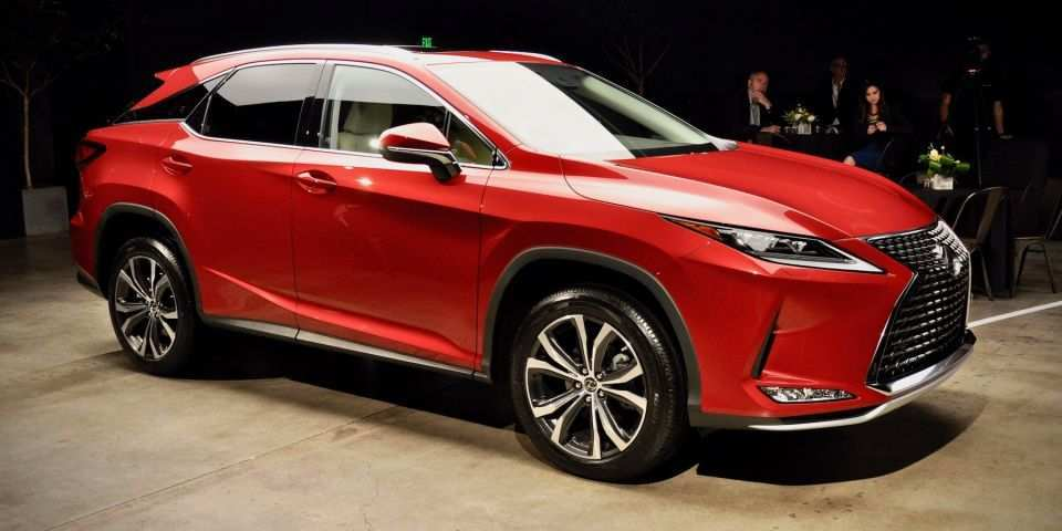 46 New Lexus Rx 350 Year 2020 New Review for Lexus Rx 350 Year 2020