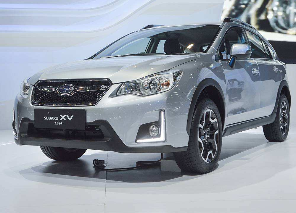 46 New Subaru Xv 2020 Malaysia Ratings by Subaru Xv 2020 Malaysia